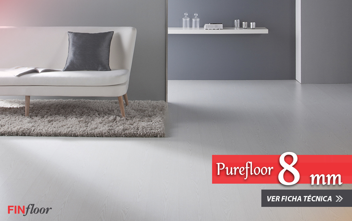 PUREFLOOR 8MM - FINFLOOR BANNER categoria