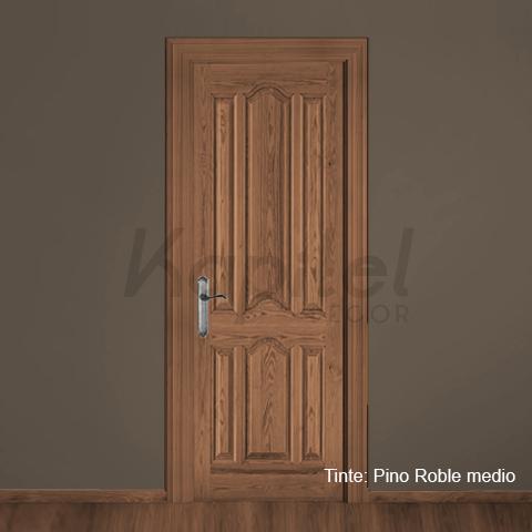 Puerta maciza de Pino VOLANS