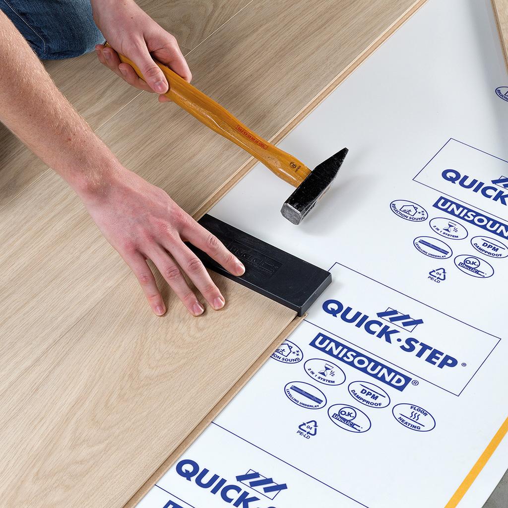 Kit de instalación Quick-Step
