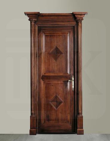 Puerta interior de Estilo en madera MANTEGNA 2