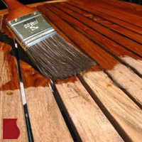 Tintado de madera - San Rafael