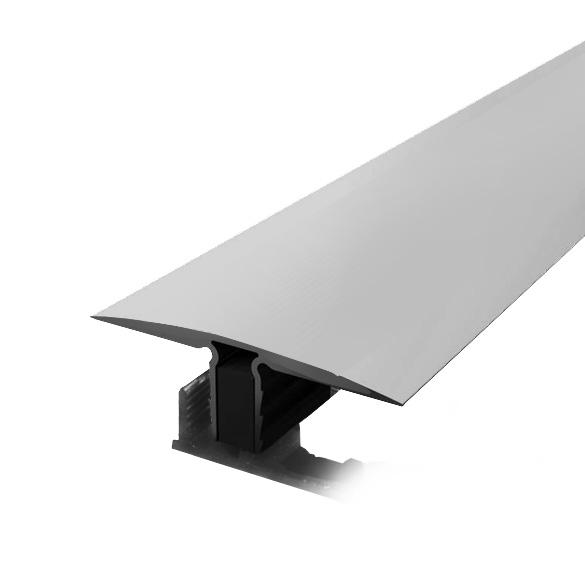 Perfil de dilatación (expansión) en aluminio