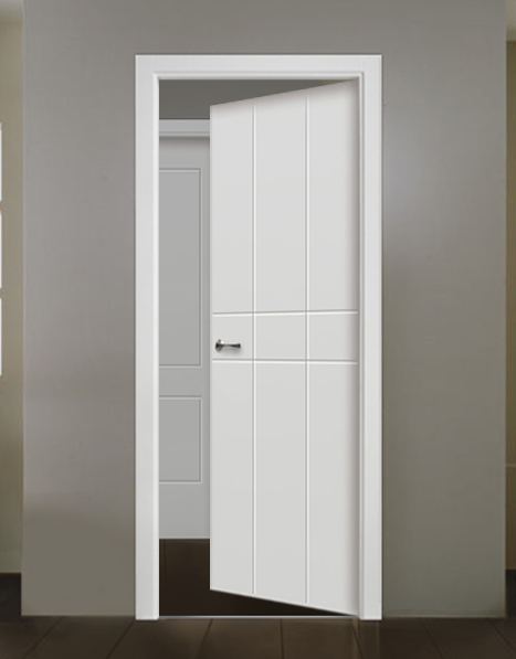 Puerta interior lacada modelo Algeciras