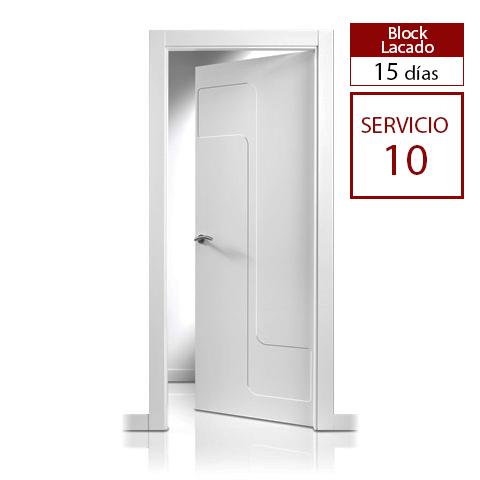 Puerta lacada San Rafael - 902