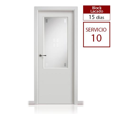 Puerta lacada San Rafael - 950