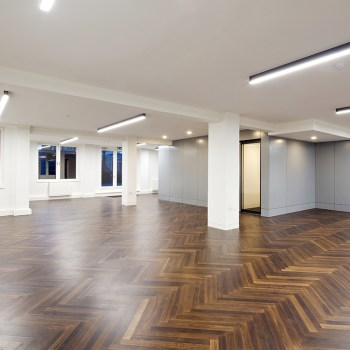 junckers parquet de tablillas roble negro harmony